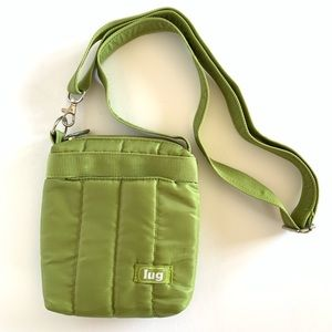 LUG Mini Hopper Crossbody Small Bag